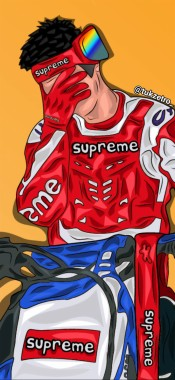 Download Wallpaper Supreme 1107x1965 Download Hd Wallpaper Wallpapertip