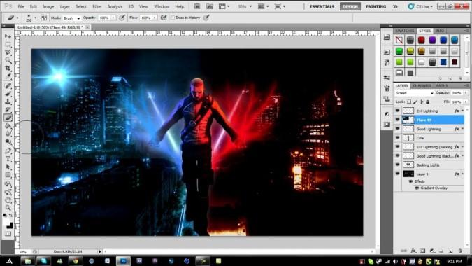 Adobe Photoshop Cs5 1280x720 Download Hd Wallpaper Wallpapertip