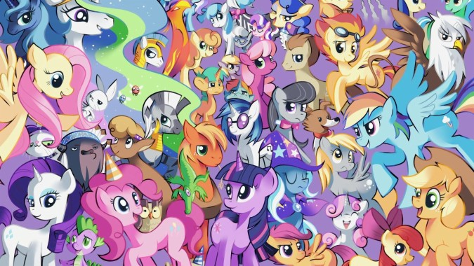 My Little Pony Wallpapers, Free My