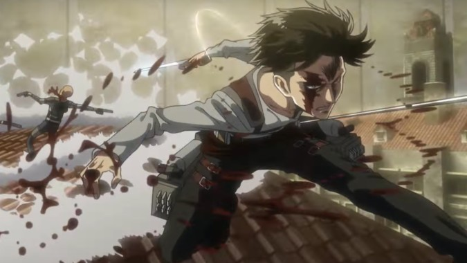 Attack On Titan Wallpapers Free Attack On Titan Wallpaper Download Wallpapertip