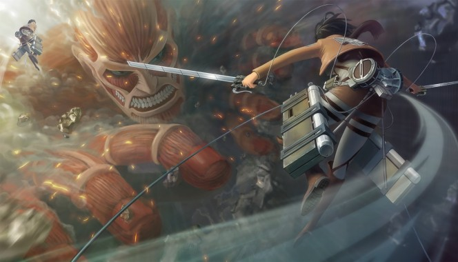 Attack On Titan Season 4 Release Date 1900x1086 Download Hd Wallpaper Wallpapertip