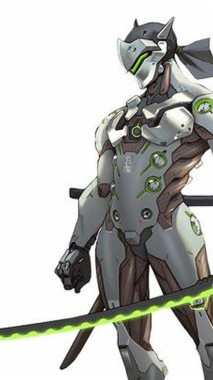 10 100531 genji overwatch wallpaper iphone 6 data src genji