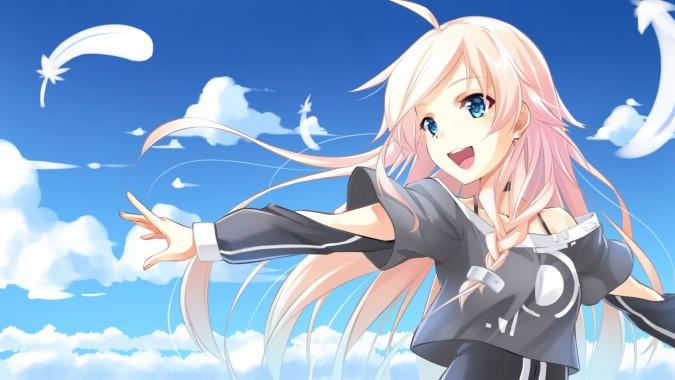 Kumpulan Wallpaper Anime Keren Hd Anime Girl Desktop Backgrounds 1600x900 Download Hd Wallpaper Wallpapertip