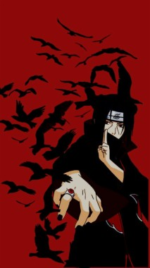 Naruto Iphone Wallpaper Itachi Anime Wallpaper 4k Android 473x1024 Download Hd Wallpaper Wallpapertip