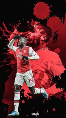 Arsenal Players Wallpaper 2020 675x1200 Download Hd Wallpaper Wallpapertip