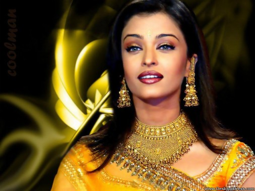 Aishwarya Rai Wedding Saree Aishwarya Rai 1024x768 Download Hd Wallpaper Wallpapertip