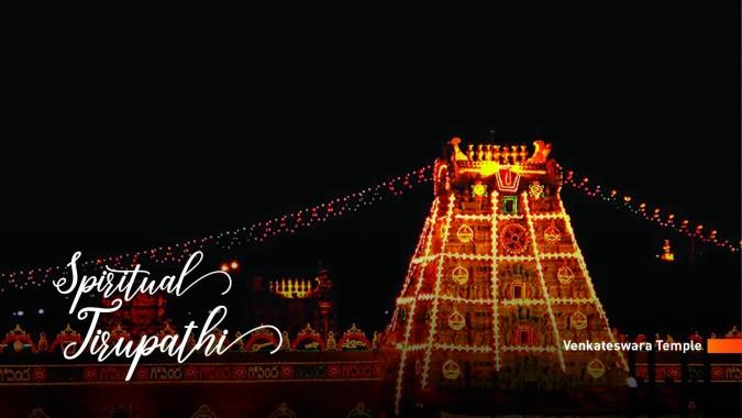 Sri Venkateswara Swamy Vaari Temple 1920x1080 Download Hd Wallpaper Wallpapertip
