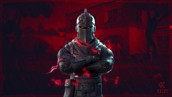 Frozen Red Knight Fortnite Skin 720x720 Download Hd Wallpaper Wallpapertip