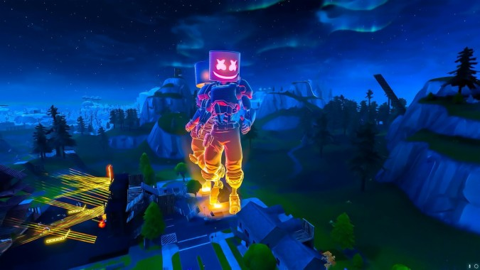 Marshmello Fortnite Skin Wallpaper Fortnite Logo Maker Fortnite Marshmallow 1920x1080 Download Hd Wallpaper Wallpapertip