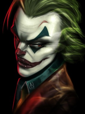 Joker Wallpaper 4k Heath Ledger 1080x1920 Download Hd Wallpaper Wallpapertip