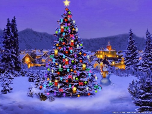 14 149968 free download merry christmas wallpaper merry christmas tree
