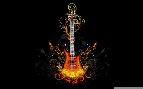 Electric Guitar Wallpaper 4k 1366x768 Download Hd Wallpaper Wallpapertip
