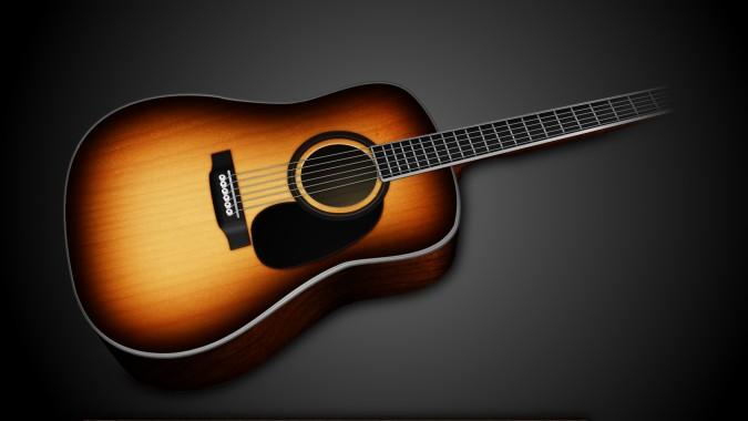 Acoustic Guitars Wallpapers Hd 1920x1080 Download Hd Wallpaper Wallpapertip