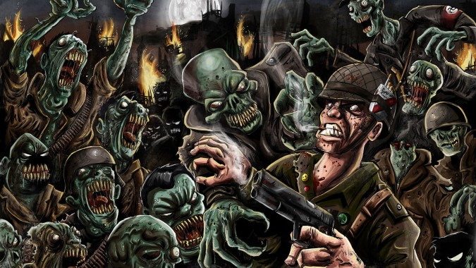 160057 Title Dark Zombie Wallpaper Call Of Duty Zombies