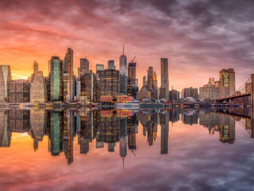 Amazing Nyc Cityscape Hd Usa Wallpaper New York Full Hd 800x600 Download Hd Wallpaper Wallpapertip
