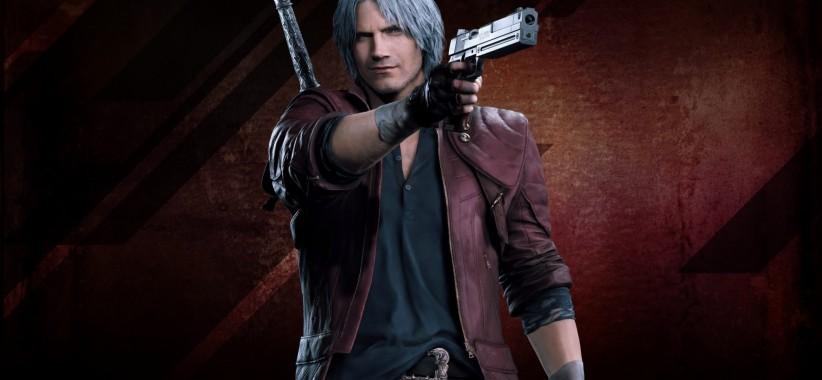Sin Devil Trigger Dante Devil May Cry - 3840x2160 ...