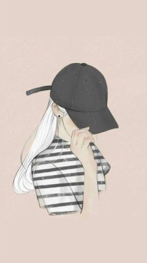 Aesthetic Girl Wallpaper Iphone 736x1308 Download Hd Wallpaper Wallpapertip