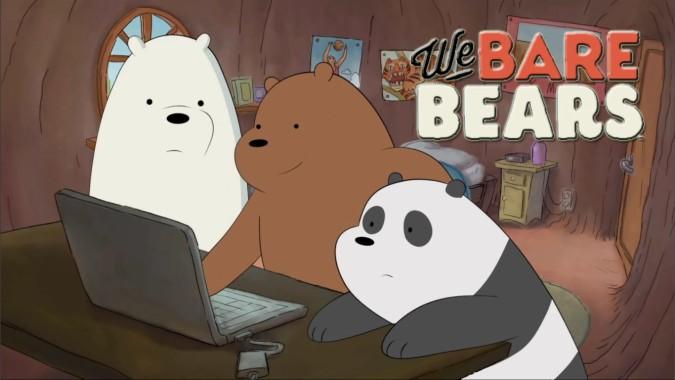 We Bare Bears Wallpapers Free We Bare Bears Wallpaper Download Wallpapertip