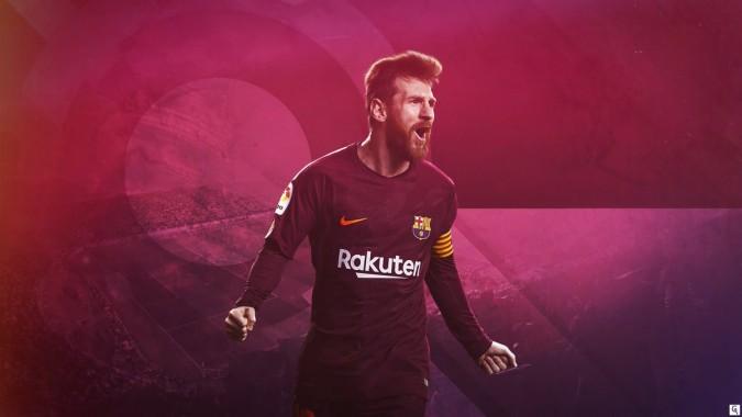 Messi Hd Wallpaper For Pc 1200x675 Download Hd Wallpaper Wallpapertip