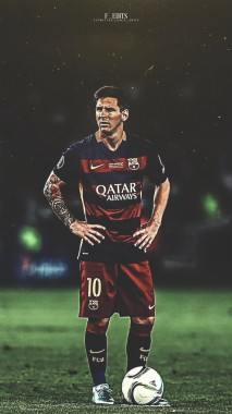 Lionel Messi Iphone Wallpaper Messi Logo Iphone 1000x1778 Download Hd Wallpaper Wallpapertip