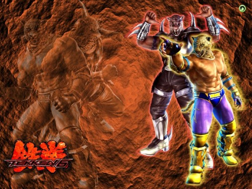 tekken 3 king hd wallpaper