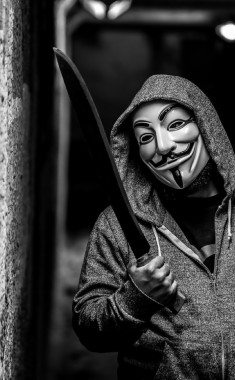 Anonymous Wallpaper Iphone Hacker Wallpaper Hd 715x1155 Download Hd Wallpaper Wallpapertip