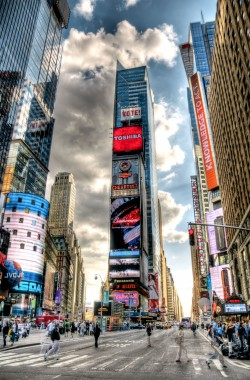 Time Square Wallpaper Iphone 750x1333 Download Hd Wallpaper Wallpapertip