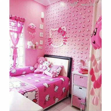 Lihat Wallpaper Dinding Hello Kitty 865x865 Download Hd Wallpaper Wallpapertip
