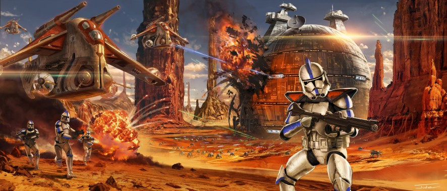 164 1642582 clone wars wallpaper star wars clone wars artwork