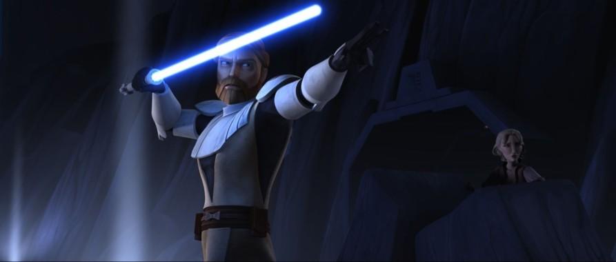 Obi Wan Clone Wars Wallpaper Hd 1536x653 Download Hd Wallpaper Wallpapertip