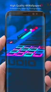 Music Wallpapers 4k Pro Music Backgrounds For Android Music Mobile Wallpaper 4k 720x1280 Download Hd Wallpaper Wallpapertip