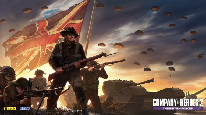 1080p Company Of Heroes 2 Wallpaper