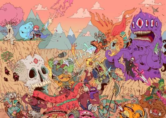 Cool Trippy Desktop Wallpapers