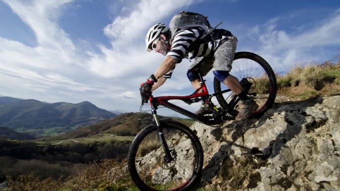 Mountain Bike Hd Wallpapers Backgrounds Wallpaper Mountain Biking High Resolution 2560x1440 Download Hd Wallpaper Wallpapertip
