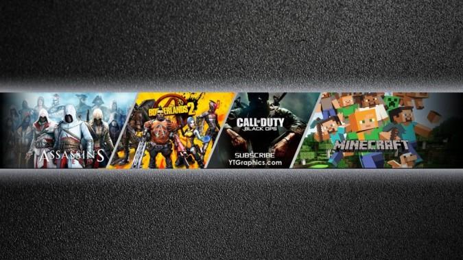 Game Banner Para Youtube 1024x576 Download Hd Wallpaper Wallpapertip