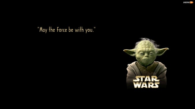 Force be you may the with