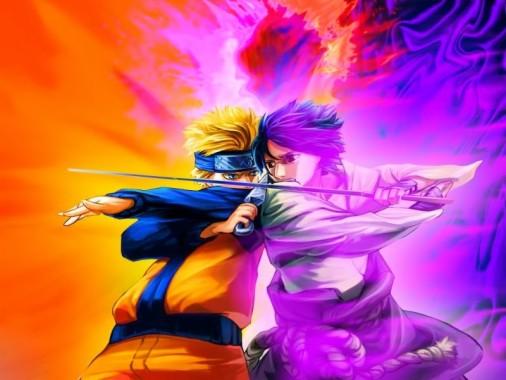 18 188445 naruto vs sasuke