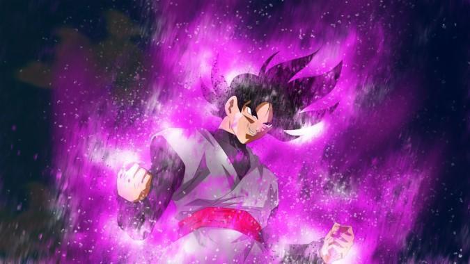Anime Dragon Ball Super Black Black Goku Dragon Ball Dragon Ball Z Background Goku Black 1920x1080 Download Hd Wallpaper Wallpapertip