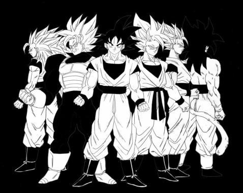 180 1802416 goku black and white wallpapers top goku black