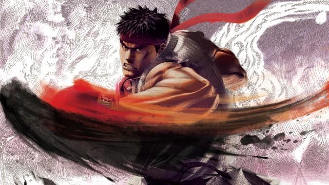 street fighter ryu wallpaper 4k