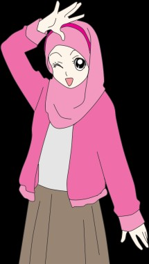 181 1813430 latest hijab cartoon cartoon n muslimah anime cute
