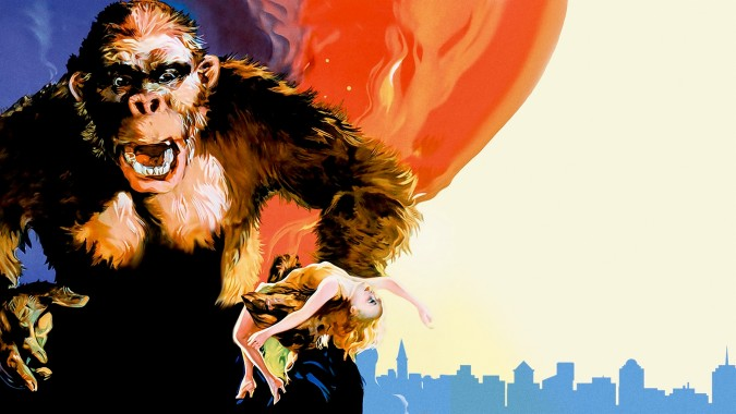 Kong Kong Movie Poster 1933 1920x1080 Download Hd Wallpaper Wallpapertip