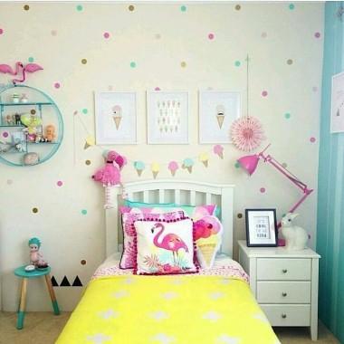 Girls Flamingo Bedroom Ideas 720x720 Download Hd Wallpaper Wallpapertip