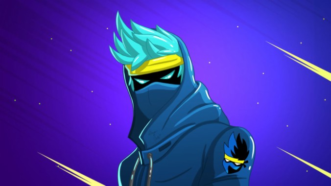 Ninja Raven Fortnite Skin 1000x562 Download Hd Wallpaper Wallpapertip