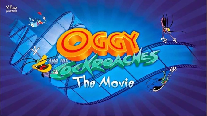 Oggy-8 - Oggy And The Cockroaches The Movie Xilam ...