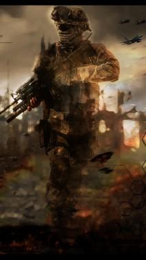 call of duty modern warfare 2 wallpapers