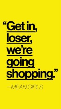 Mean Girls Quote Wallpaper Poster 640x1136 Download Hd Wallpaper Wallpapertip