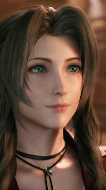 Aerith Final Fantasy 7 Remake 4k Final Fantasy 7 Remake Aerith Wallpaper 4k 1080x1920 Download Hd Wallpaper Wallpapertip