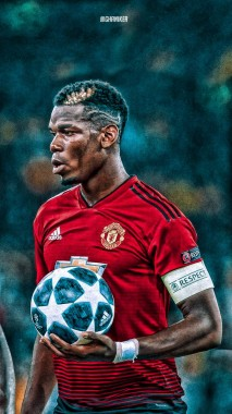 Julian On Twitter Pogba Wallpaper Hd Manchester United 675x1200 Download Hd Wallpaper Wallpapertip