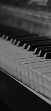 Dark Piano Wallpaper Iphone 1125x2436 Download Hd Wallpaper Wallpapertip